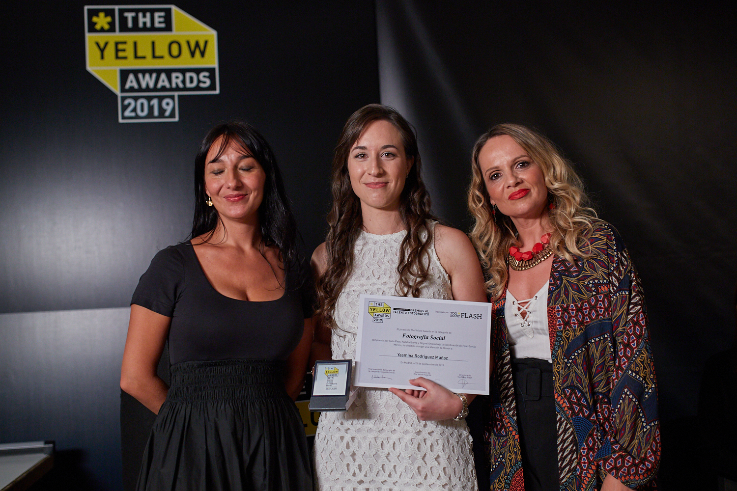The Yellow Awards 2019
