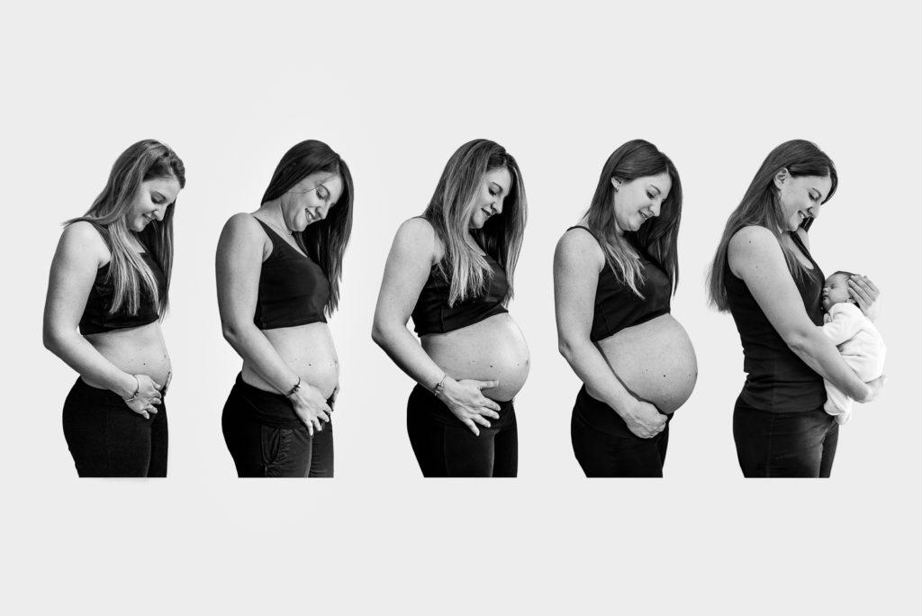 fotografos de embarazo en madrid